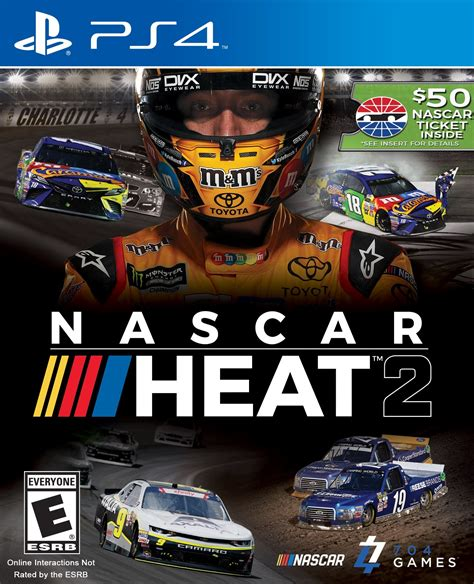 NASCAR Heat Evolution 2 Release Date (Xbox One, PS4)