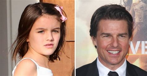 Katie Holmes says Tom Cruise will never be a true father