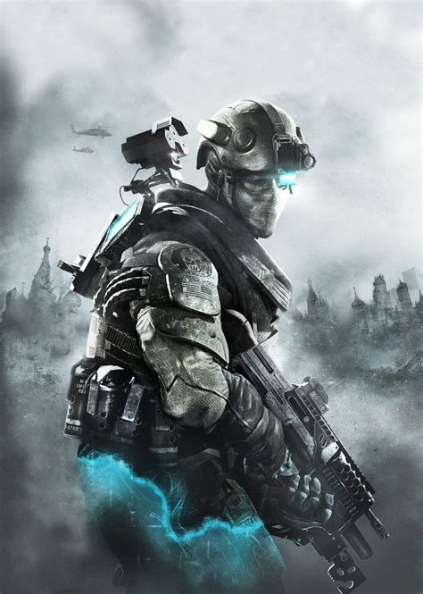Poster #1 - Tom Clancy's Ghost Recon: Future Soldier