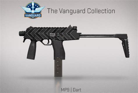 New Skins Added in to CSGO in the Vanguard Collection - BC