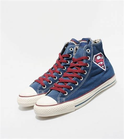 Superman x Converse Chuck Taylor All Star - MIKESHOUTS