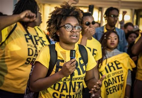 In Black Lives Matter's shift to economic issues, echoes