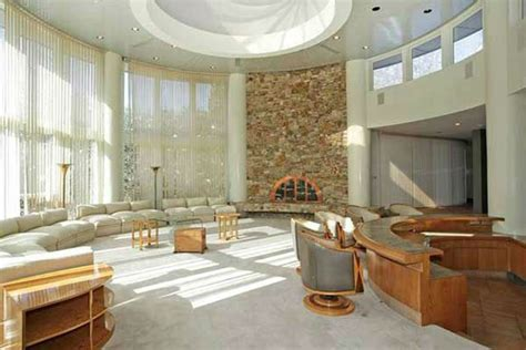 Photos of the former home of Whitney Houston in Mendham