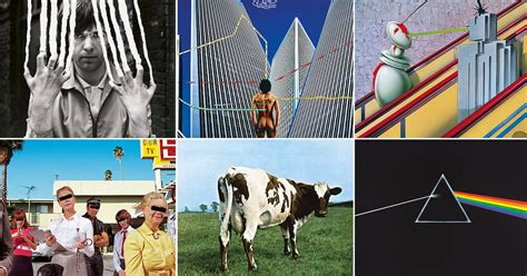 Hipgnosis' Album Covers From Pink Floyd to Led Zeppelin