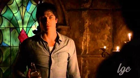 Damon Comes Back To Life The vampire diaries 6x05 - YouTube