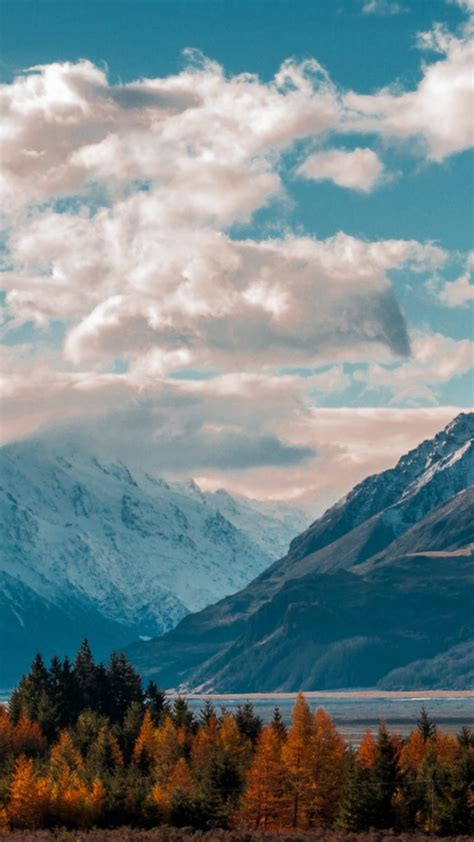 Mountains Landscape Nw Wallpaper - [1080x1920]