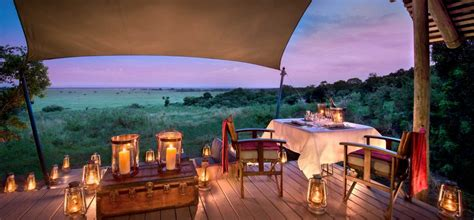 The 6 Best Luxury Safari Lodges and Camps in Kenya