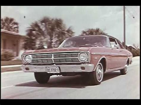 Ford Falcon 1967 - YouTube