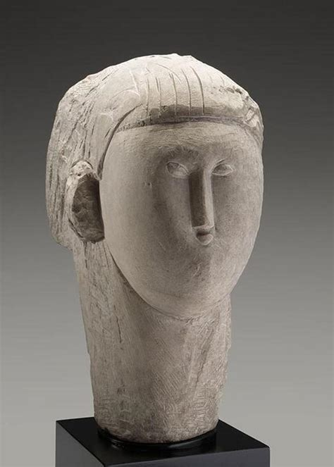 Rare Modigliani Sculpture Gifted to Kimbell Art Museum