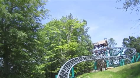 Verbolten (forest effect/theme) Front Seat on-ride HD POV