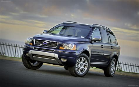 Volvo XC90 2013 Widescreen Exotic Car Pictures #12 of 24