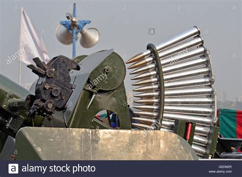 Magazines of 40 mm ammunition of the Bofors L70 Anti