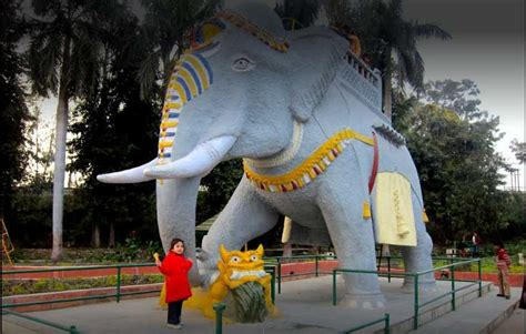 Hathi Park, Lucknow   Timings, Entry Fee etc   Holidify