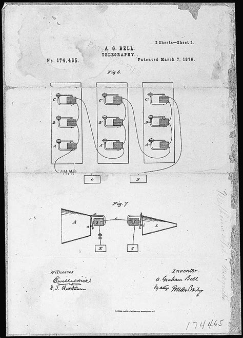 Alexander Graham Bell Patents the Telephone - On This Day