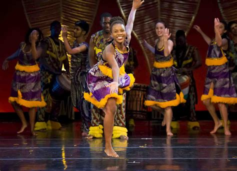 Agbedidi Blends Traditional and Contemporary African Dance