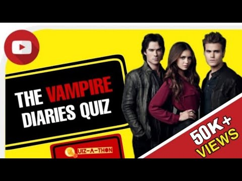 The Vampire Diaries Quiz: How Well Do You Know Damon