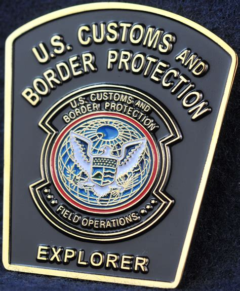 US Customs and Border Protection | Challengecoins