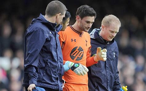 Concussion debate sparked by injury to Tottenham