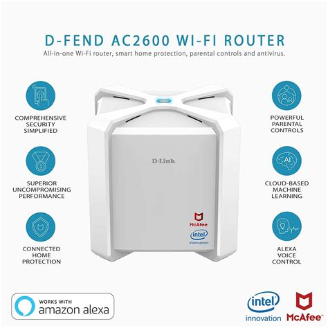 Review D-Link DIR-2680-US-W AC2600 Dual Band WiFi Router