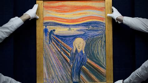 This Day in History: 05/07/1915: Munch's The Scream