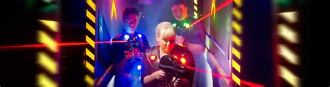 Laser Tag Birthday Parties - The Castle Fun Center