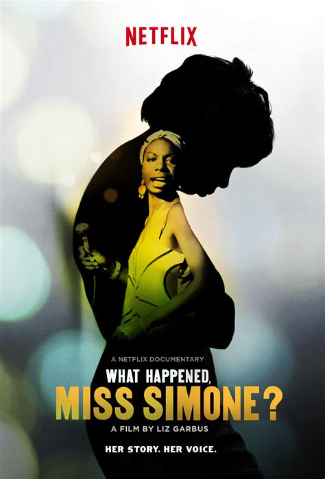 Nina Simone's Daughter Says New Documentary About Her
