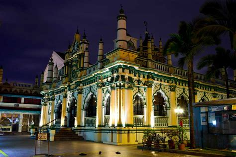 Abdul Gafoor Mosque Singapore   History, Architecture, Timings