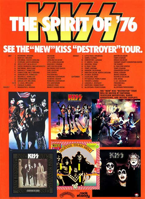 Kiss Announces ANOTHER Tour — Let's Celebrate With Some