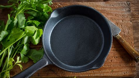 How to season a cast iron pan so you can use it for a