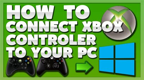 Connect Xbox 360/One Controller to PC (Wireless/Wired