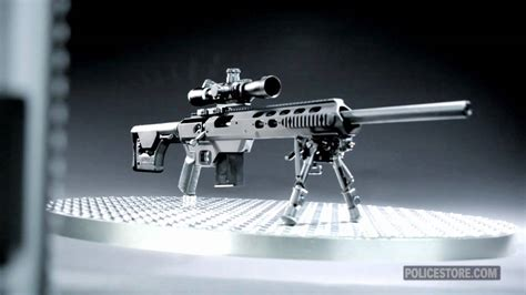Policestore - TAC-21 Remington 700 Chassis - YouTube