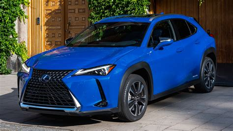 2019 Lexus UX Hybrid (US) - Wallpapers and HD Images | Car