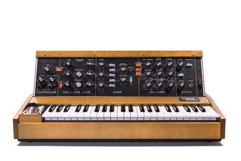 Moog Music Resumes Production of the World's First