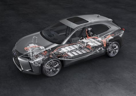 Lexus UX 300e Electric SUV Comes with 10-year Battery