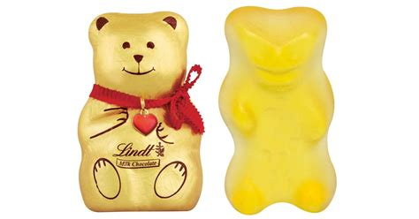 Haribo and Lindt's Long-standing Battle Over Candy Bears