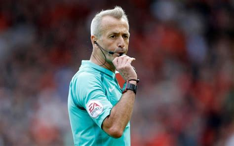 My top 10 referees of the season and those the Premier
