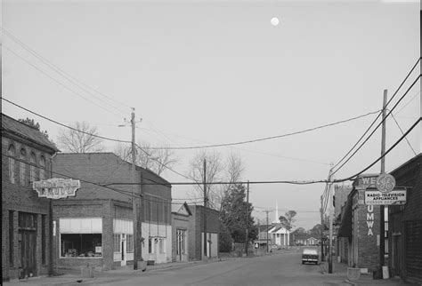 Blocton/West Blocton, Alabama – sister towns that grew out