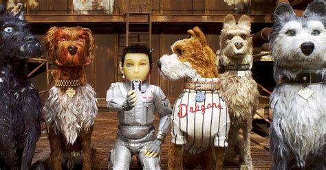 See New Trailer for Wes Anderson's Pup Odyssey 'Isle of
