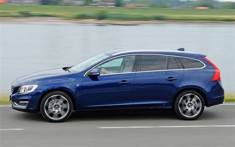 2014 Volvo V60 Ocean Race - Wallpapers and HD Images | Car