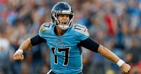 Titans Sign Ryan Tannehill To Massive Extension