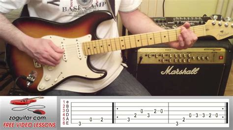 How To Play La Bamba by Ritchie Valens on Guitar (main