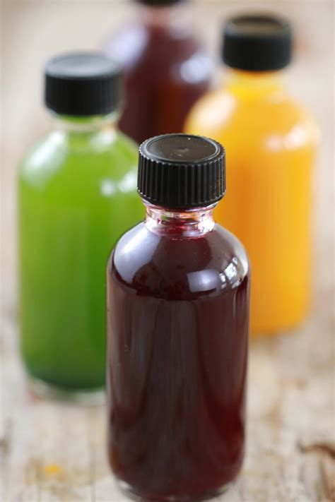 How to Make All Natural Homemade Food Coloring (Bold