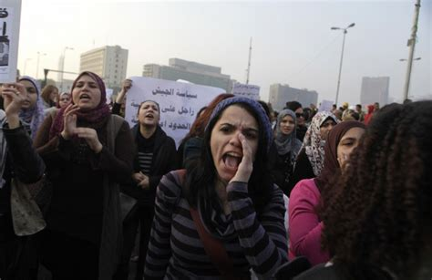 Egypt: Women raped with impunity by security forces