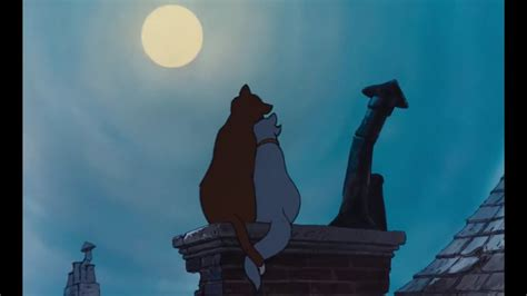 The Aristocats - Thomas O'Malley and Duchess on the