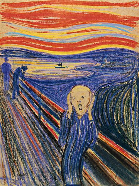 Munch's 'Scream' to Hang for Six Months at MoMA - The New