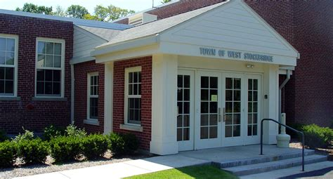 Town of West Stockbridge Offices & Library | EDM