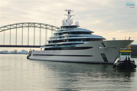 The latest pictures of 110m Project Jubilee released