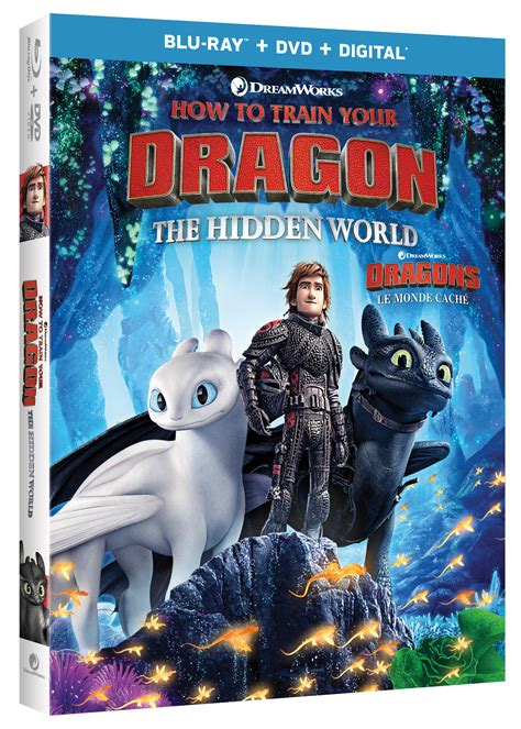 How To Train Your Dragon: The Hidden World Blu-ray™ Combo