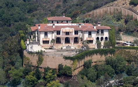 Dr Phil's Home in Beverly Hills - Zimbio