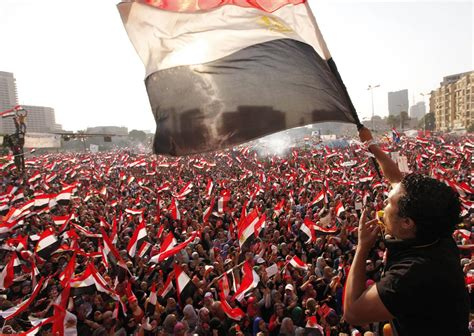 Egyptian president removed by army